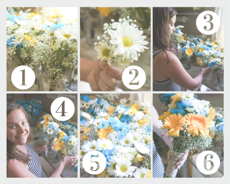 DIY Wedding Flowers
